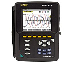 AEMC Instruments 8336 PowerPad III Three-Phase Power Quality Analyzer