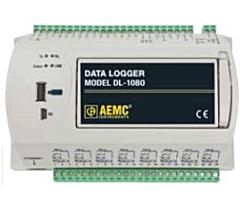 AEMC Instruments 2134.61 - DL-1080 8-Channel Data Logger