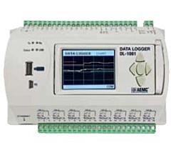 AEMC Instruments 2134.62 - DL-1081 8-Channel Data Logger w/Display