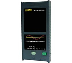 AEMC Instruments 2137.61 - PEL-102 Power & Energy Logger
