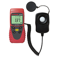 Amprobe Instruments LM-100 Light Meter - 20,000 Fc / 20,000 Lux