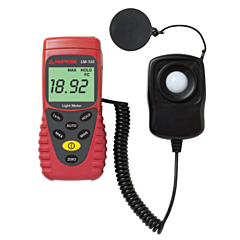 Amprobe Instruments LM-120 Light Meter - 20,000 Fc / 200,000 Lux