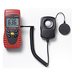 Amprobe Instruments LM-200 LED Light Meter - 20,000 Fc / 200,000 Lux