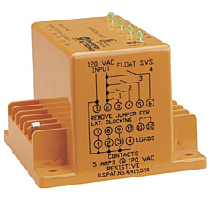 ATC Diversified ARA-120-AFE Triplexor Alternating Relay - 120 ACV