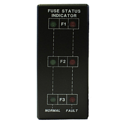ATC Diversified BFA-100 Fuse Status Indicator - Vertical Mount