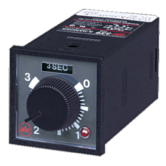 ATC Automatic Timing & Controls 339B Series Adjustable Time Delay Relay Timer