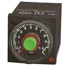 ATC Automatic Timing & Controls 409B Series 1/16 DIN Push Button Timer