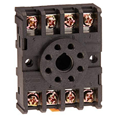 ATC Automatic Timing & Controls OT-08 8-Pin DIN-Rail-Mounted Socket