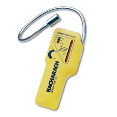 Bacharach Leakator 10 0019-7051 Combustible Gas Leak Detector