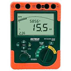 Extech Instruments 380395 High Voltage Insulation Tester - 500/1000/2500/5000V