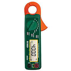 Extech Instruments 380940 Single-Phase True-RMS Clamp-on Power Quality Meter - 400A AC/DC, Volts & Watts