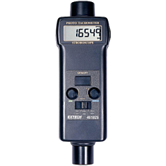 Extech Instruments 461825 - Combination Photo Tachometer/Stroboscope Meter
