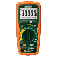 Extech Instruments EX530 Digital Multimeter - 11-Function Heavy Duty 40,000-Count True-RMS