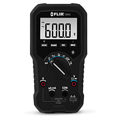 FLIR DM62 TRMS Digital Multimeter with non-Contact Voltage