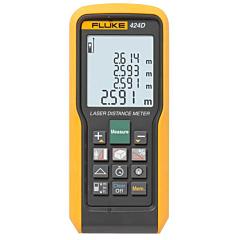 Fluke Electronics FLUKE-424D Laser Distance Meter - 330 Ft.