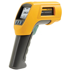 Fluke Electronics FLUKE-566 Infrared and Contact Thermometers -40-1202°F (-40-650°C)