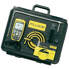 "Fluke Electronics FLUKE-922/KIT Airflow Meter Kit w/12"" Pitot Tube"