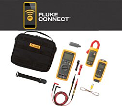 Fluke Electronics FLK-3000 FC HVAC Fluke Connect HVAC Kit
