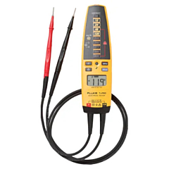 Fluke Electronics T+Pro - Electrical Tester - AC/DCV w/Continuity & GFCI Trip