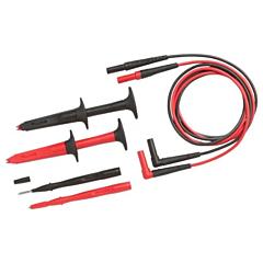 Fluke Electronics TL223 SureGrip Electrical Test Lead Set