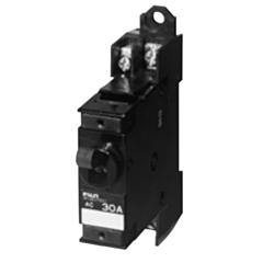 Fuji Electric CP31EM Series Circuit Protectors - 1-Pole w/Series Trip & Medium Time Delay