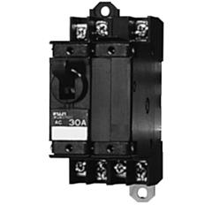 Fuji Electric CP32EM Series Circuit Protectors - 2-Pole w/Series Trip & Medium Time Delay