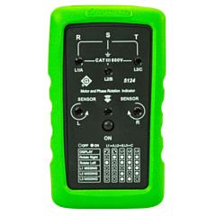 Greenlee 5124 Phase & Motor Rotation Meter