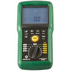 Greenlee 5882A Megohmmeter/Insulation Tester - 1000V