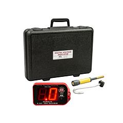 HD Electric DVI-100/K01 Digital Voltage Indicator - 100 kV KIT01 w/Underground Bushing Probe