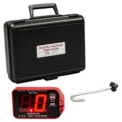 HD Electric DVI-100 Digital Voltage Indicator - 100 kV