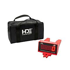 HD Electric HVA-2000 High Voltage Ammeter - 2000A/500 kV w/Soft Case