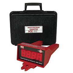 HD Electric HVA-2000H High Voltage Ammeter - 2000A/500 kV w/Hard Case