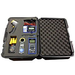 Hioki HPK-3 HVAC / Electrical Contractor Kit