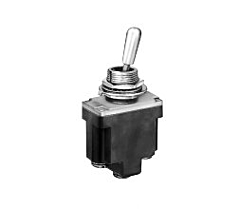 Honeywell 1TL1-2 Toggle Switch 1-Pole, 2-Position w/Screw Termination