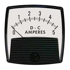 Hoyt 5000 Series Analog Panel Meters