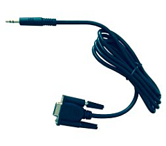 Jaquet PC-T400 - Programming Cable for T400 Series Tachometers