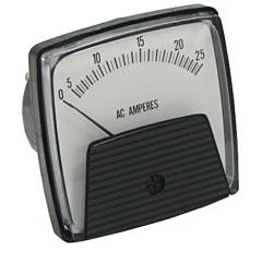 Jewell Instruments / Modutec PB Series Analog Panel Meters - DC Ammeters