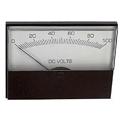 Jewell Instruments / Modutec S Series Analog Panel Meters - DC Ammeters