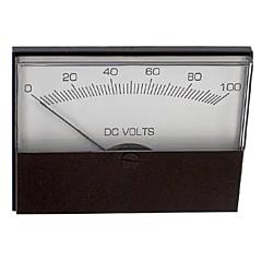 Jewell Instruments / Modutec S Series Analog Panel Meters - DC Volt Meters