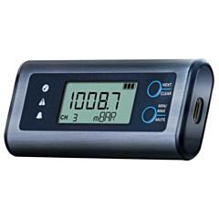 Lascar Electronics EL-SIE-6+ EasyLog Temperature, Humidity & Pressure Data Logger w/Display (High Accuracy)