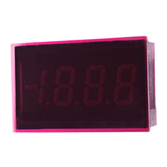 Lascar Electronics SP 300 Digital Panel Meter - DCV Input w/3.5-Digit Low Profile Red LED Display & DCV Power (8-pin)