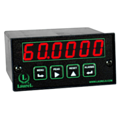 Laurel Electronics Laureate™ L5/L6/L7/L8 Multifunction Counter/Timer/Rate Meter