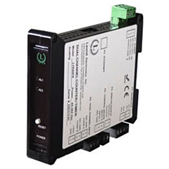 Laurel Electronics LTS60 Serial-to-Analog DIN-Rail Transmitter w/85-264 ACV or 90-300 DCV power