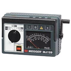 Megger 212159 - Megohmmeter / Insulation Tester - 1kV