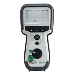 Megger CFL510G - Hand-held TDR Time Domain Reflectometer / Cable Length Meter