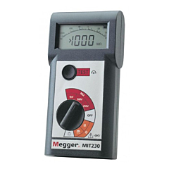 Megger MIT230-EN - Digital/Analog Insulation and Continuity Tester