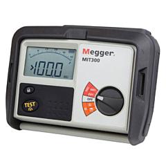 Megger MIT300-EN - Insulation & Continuity Tester - 250V, 500V