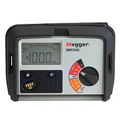 Megger MIT320-EN - Insulation & Continuity Tester - 250V, 500V, 1000V