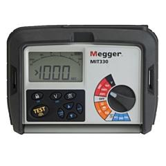 Megger MIT330-EN - Insulation & Continuity Tester - 250V, 500V, 1000V