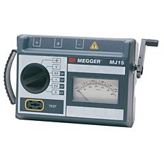 Megger MJ15 - Insulation Resistance Tester - 5kV